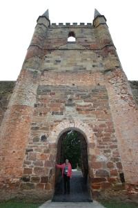 Ruined church at Port Arthur