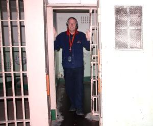 Richard in prison