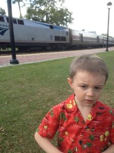 Harry & Amtrak